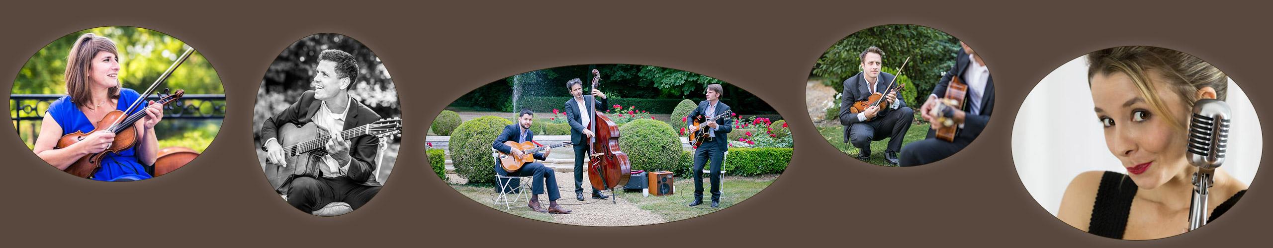 Banière site événementiel jazz et swing