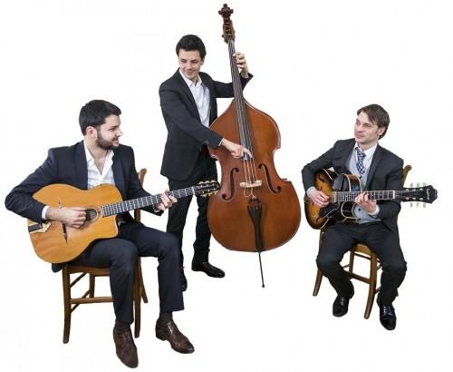 formule jazz manouche en trio