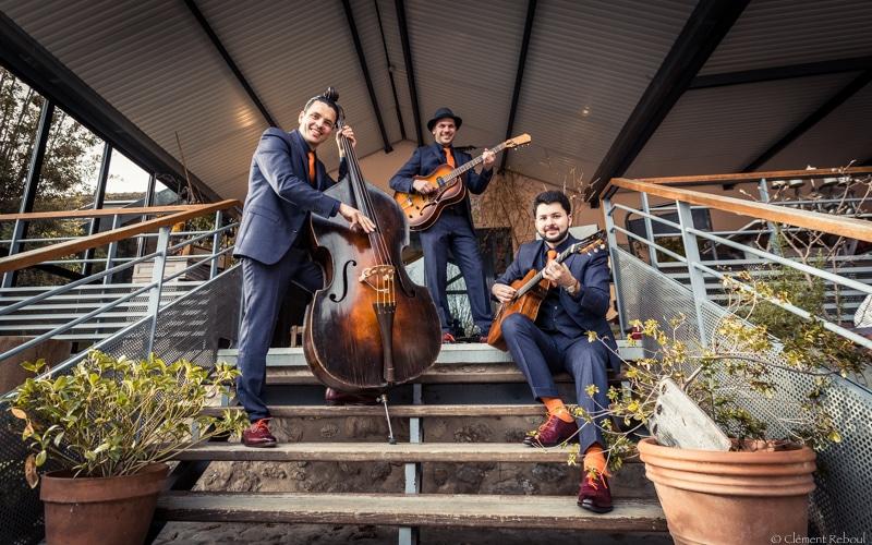 tarif trio jazz manouche prix d'un orchestre de jazz pour un mariage