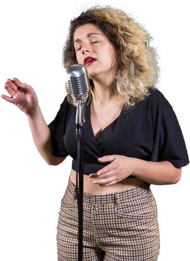 Photo Bianca chanteuse jazz cocktail et evenements-1