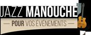 logo animation jazz manouche pour mariages